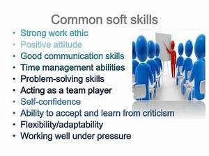 Soft skills development