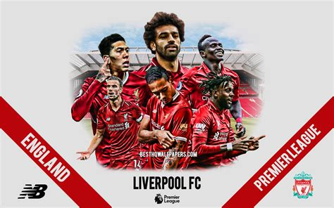 Download wallpapers Liverpool FC, English football club ...