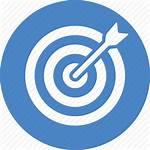 Icon Goal Target Circle Icons Learning Eye