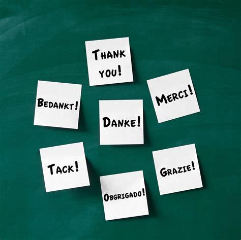 sich bedanken macht freude so sagen sie stilvoll danke