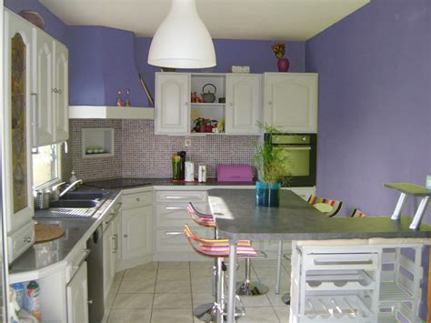 deco peinture cuisine cuisines eleonore déco