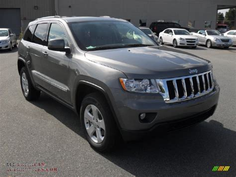 jeep grand cherokee gray 2012 jeep grand cherokee laredo x package 4x4 in mineral