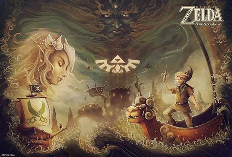 13 Princess Zelda Hd Wallpapers Backgrounds Wallpaper