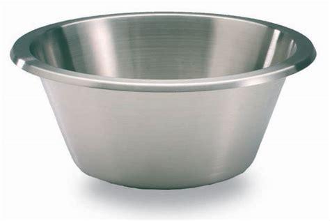 flat bottom mixing bowl matfer usa kitchen utensils