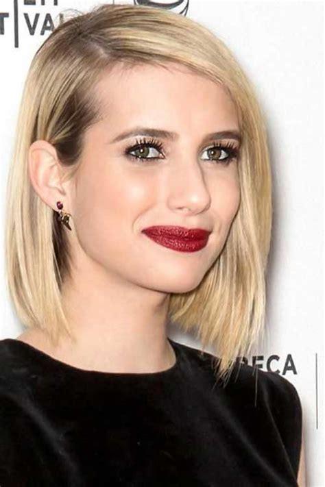 short hairstyles  fine hair womens fave