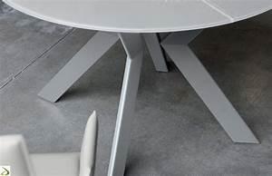 Tavolo rotondo allungabile Vitrix Arredo Design Online