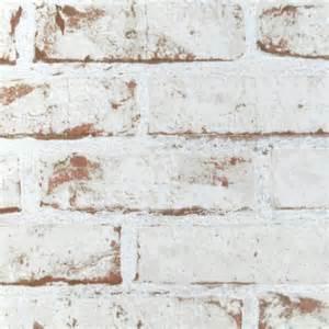 papier peint intiss 233 d 233 cor 233 briques blanc rouge d 233 cor