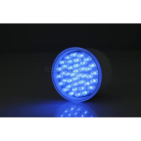 blue light treatment for sun damage i light handheld led photon skin care device rechargeable