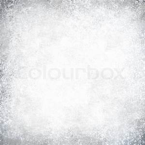 Abstract white background gray color vintage grunge ...
