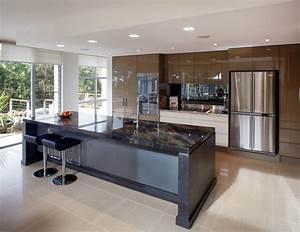 Real, Kitchen, Streamlined, Modern, Kitchen