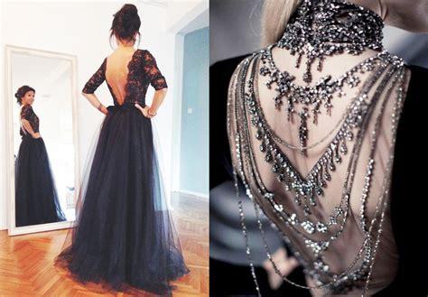 15 Beautiful Black Wedding Dresses & Bridal Gowns