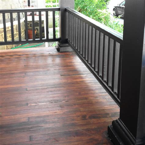 Porch Flooring by Diy Remove Paint Refinish Front Porch Wood Flooring