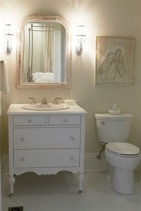 Is this vanity repurposed? Sconces are from?