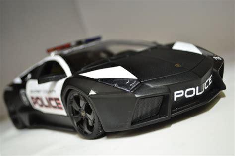18 Scale Lamborghini Reventon Police Car By Summilly On