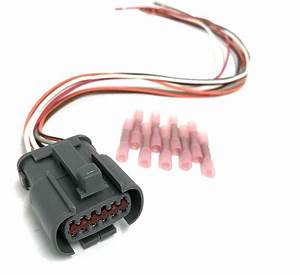 E4od Transmission Solenoid Wire Harness Repair Kit 1989