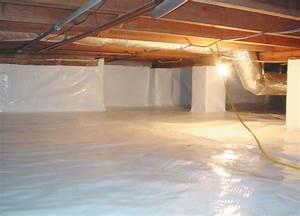 Protect Your Hardwood Floors By Waterproofing Crawlspaces