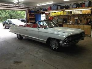 Excellence Auto 83 : buy used 1961 cadillac deville covertible white red top excellent condition in harris minnesota ~ Gottalentnigeria.com Avis de Voitures