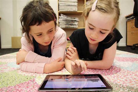 technology essential  childrens success professor
