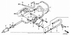 Honda Engines Gx690rh Taf Engine  Chn  Vin  Gcaph