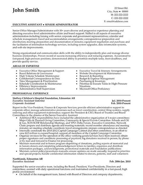 click here to this senior office manager resume