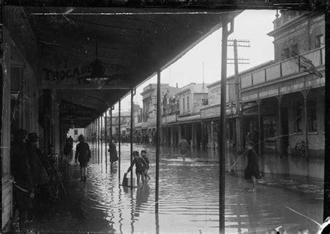 great blenheim flood