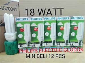 Jual Lampu Philips Essential 18 W Menjual Per Dus Isi 12