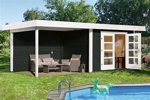 Chalet De Jardin Contemporain : choisir la mati re de mon abri de jardin abri chalet ~ Premium-room.com Idées de Décoration