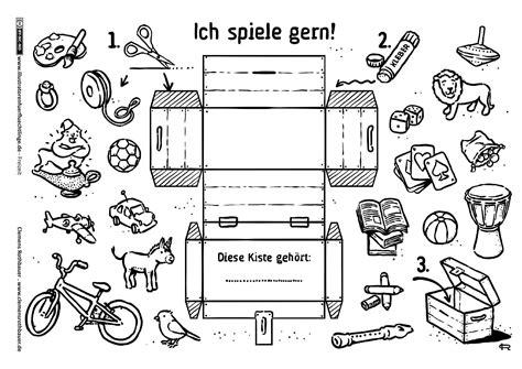 schatzkiste basteln vorlage als pdf freizeit spielzeug schatzkiste basteln rothbauer preschool