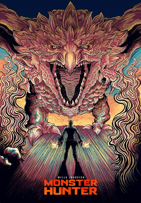 Monster Hunter - PosterSpy