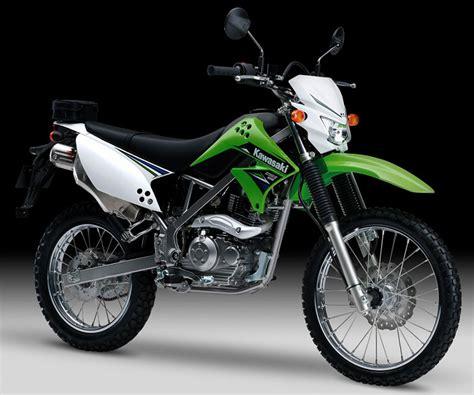 Kawasaki Klx 125 by Kawasaki Klx 125 2014 Fiche Moto Motoplanete