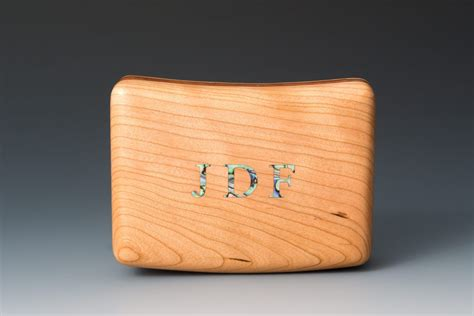 al swanson craftsman studio yellowstone fly box