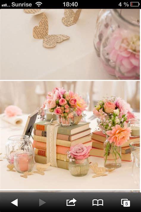 Blumen Hochzeit Dekorationsideenmodern Wedding Decoration Ideas Wedding by Wedding Decor Inspiration Antique Book Centerpieces