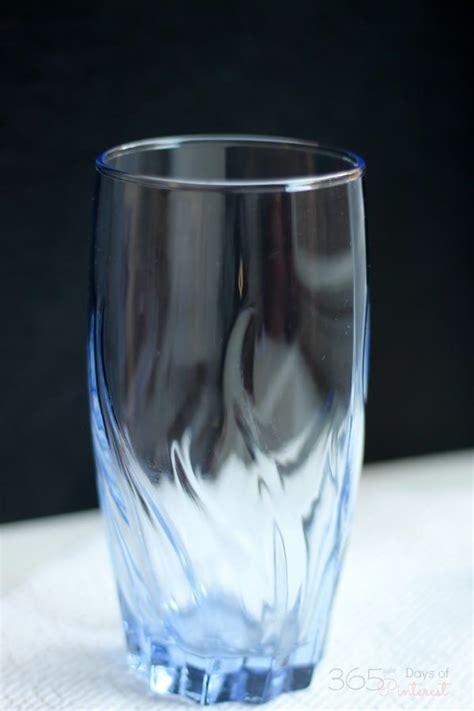 shiney glass how to shine cloudy glassware simple and seasonal