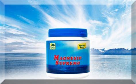 cloruro di magnesio supremo magnesio supremo ma funziona davvero 187 scienze notizie