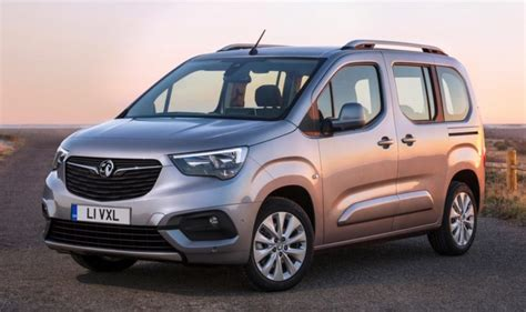 2019 Vauxhall Combo Life - Pricing and Specs- radrazors.info