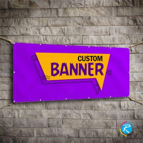 custom banner custom signs  regaloprint