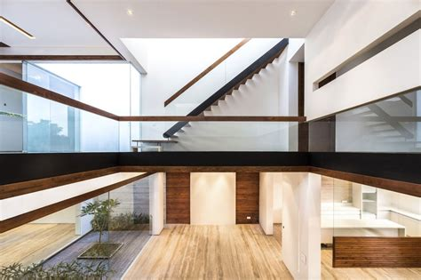 Beautiful Indian Homes Interiors by A Sleek Modern Home With Indian Sensibilities And An