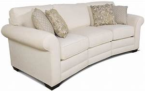 England brantley 3 piece conversation sofa dunk bright for England furniture sectional sofa