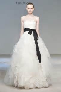 wedding dresses that aren t white wedding trend ideas vera wang wedding dresses