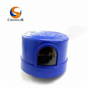 China Best Price For 480v Twist Lock Photocell