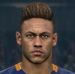 ultigamerz pes  neymar  face  hair update
