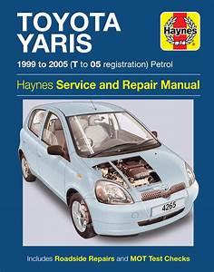 Bestseller  Toyota Yaris Workshop Manual 2012