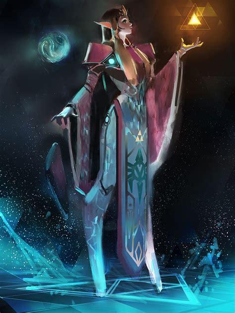 Legend Of Zelda Personal Concept By Medders On Deviantart