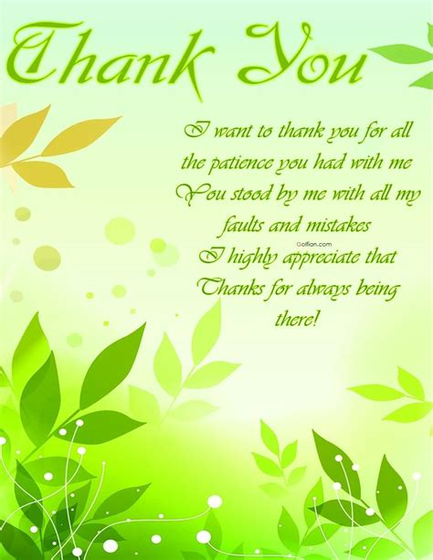 60+ Best Thank You Quotes  Latest Appreciation Saying Images Golfiancom