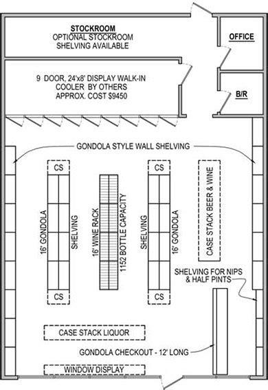 Liquor Store In A Box | Liquor Store Design | Wine Store