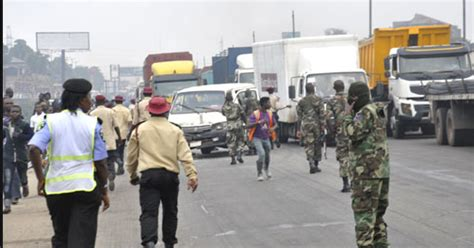 #nigerian Soldiers, Dss, Arrest And Molest 10