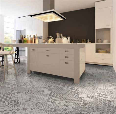carrelage pour sol de cuisine carrelage gris mural et de sol 55 idées intérieur et