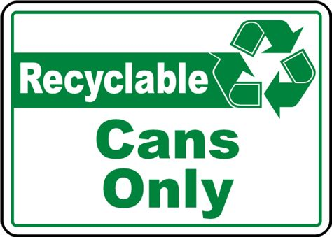 Recyclable Cans Only Sign By Safetysignm  J4523. How To Make Rose Water At Home. Online Computer Information Systems. Health And Human Performance Degree. Free Rehabs In California Dealer License Bond