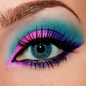 Best 25 Neon eyeshadow ideas on Pinterest