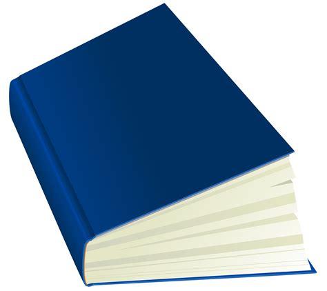 Clip Art Blue Book